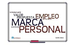 Marca Personal como estrategia para mejorar nuestra Empleabi