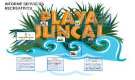 INFORME SERVICIOS RECREATIVOS