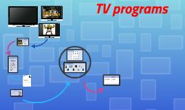 TV progrms