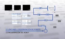 Copy of 2.1 LENGUAJES Y PROGRAMACIÓN DE ROBOTS