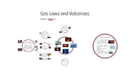 Gas Laws and Volcanoes