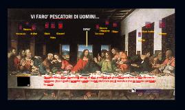 I  12  APOSTOLI (sul capolavoro del genio di tutti i tempi)