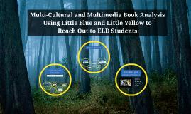Multi-Cultural and Multimedia Book Report