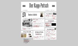 Copy of Der Kapp-Putsch
