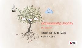 Maak van je uitstap een succes! Herfstwandeling Vrieselhof