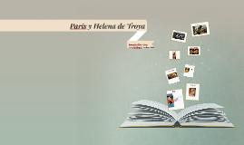 Paris y Helena de Troya
