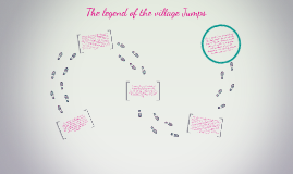 The legend of the village Jumps