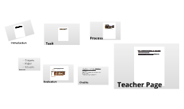 WebQuest: project #1 fourth grade lesson plan