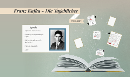 Copy of Franz Kafka - Die Tagebücher