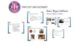 sixth form open evening - history