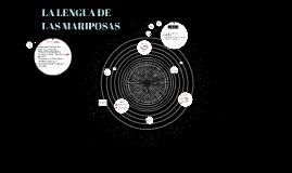 LA LENGUA DE LAS MARIPOSAS