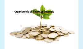 Organização de Finanças Pessoais