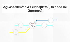 Aguascalientes & Guanajuato (Un poco de Guerrero)