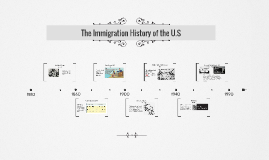 The Immigration History of the U.S