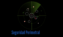 Seguridad Perimetral