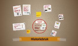Copy of Historiebruk