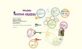 Modelo PRECEDE-PROCEED