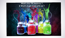 Copy of TEL & Profession Development in LCETB Further Education & Training