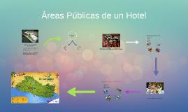 Copy of Áreas Públicas de un Hotel