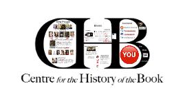 CHB 2014-15 (for reception on 12 September)