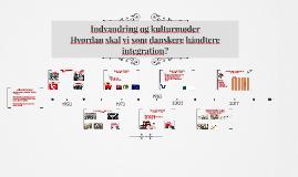 Copy of Indvandring og kulturmøder