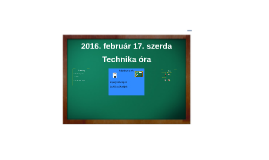 2016. február 17. szerda
