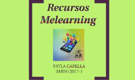 Recursos Melearning
