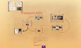 Copy of Wampum Belts