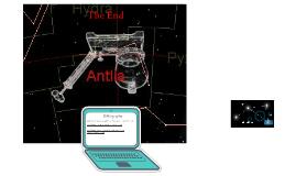 The Constellation Antlia
