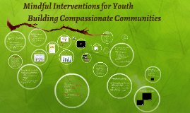 Mindful Education: Growing Compassionate      Communities