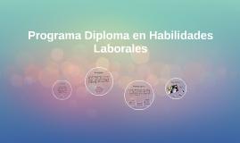 Programa Diploma en Habilidades Laborales