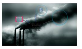 Copy of Wpływ wybranych zanieczyszczeń nieorganicznych powietrza na środowisko