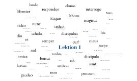 Copy of Lateinplattform - Vocabularium