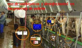 Copy of uso de antisépticos  y desinfectantes  en los procesos de or