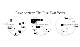 Developmental Psychology: The First Two Years