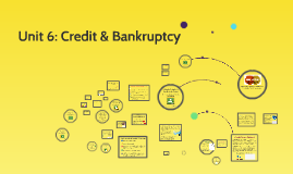 (7) Unit 6: Credit & Insurance