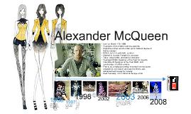 Alexander McQueen: the tribute