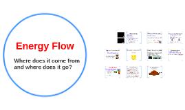 Copy of Energy flow