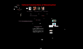 Cultural Constructions of Menstruation