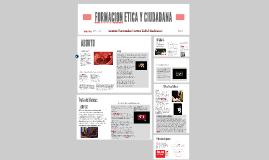Copy of Copy of FORMACION ETICA Y CIUDADANA