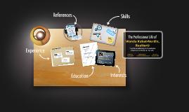 Copy of Desktop Prezumé by Wanda Kubat