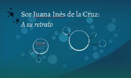 Sor Juana Inés de la Cruz: