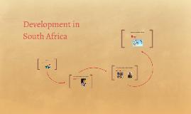 Development in South Africa