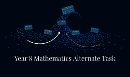 Year 8 Mathematics Alternate Task