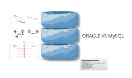 Análisis comparativo entre Oracle y Mysql