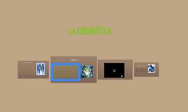 Copy of LA CIBERNÉTICA Y LOS SERVOMECANISMOS