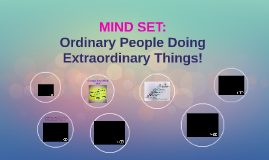 Ordinary People Doing Extraordinary Things!