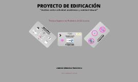 Proyecto de Edificacion
