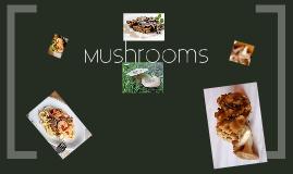 Mushroom Prezi