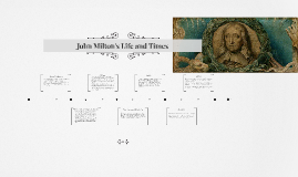 John Milton's Life and Times